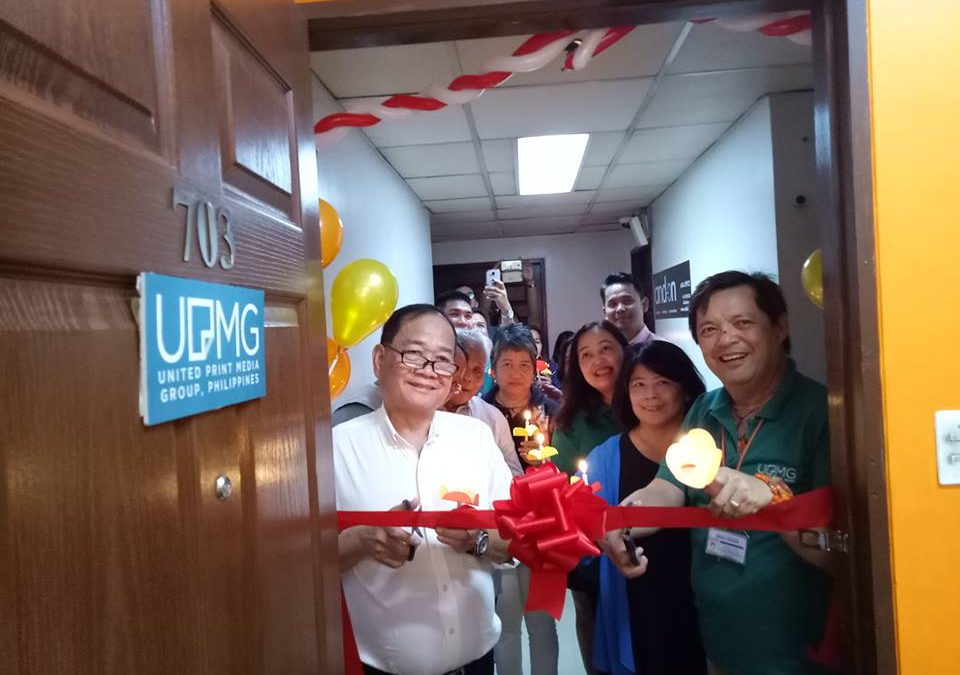 Blessing of the New UPMG Office