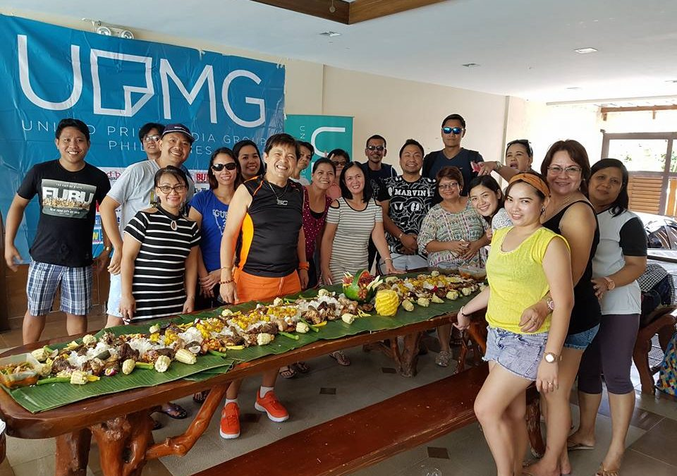 UPMG Outing: Happy Together