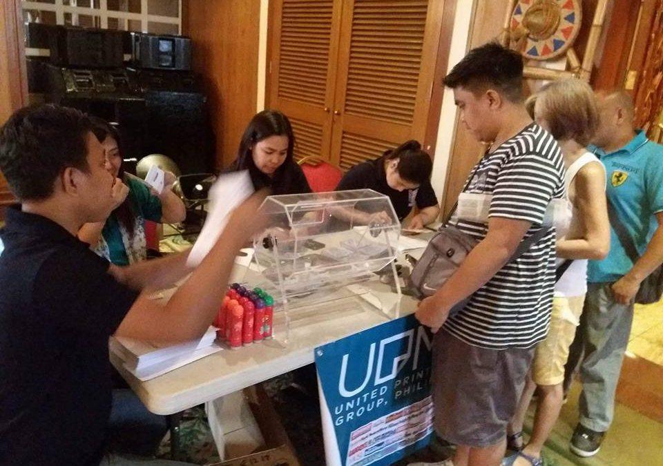 UPMG Bingo Sosyal Gives out P150, 000.00 Cash Prizes