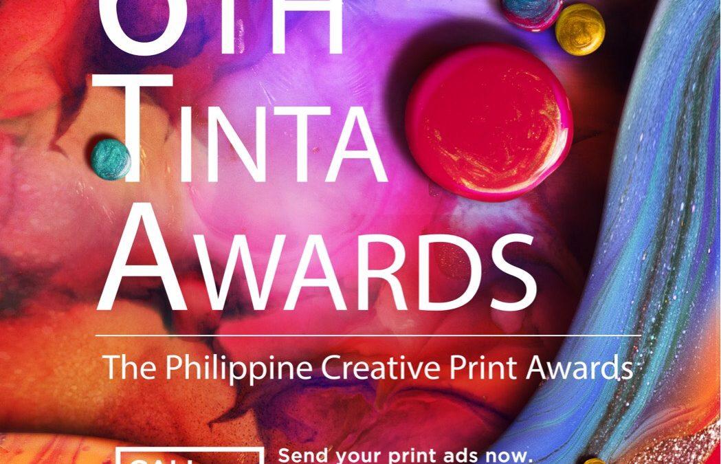 Are you tough enough? JOIN the 6th Tinta Awards