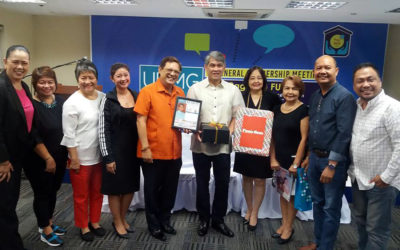 Pag-Ibig Fund Hosts UPMG-GMM