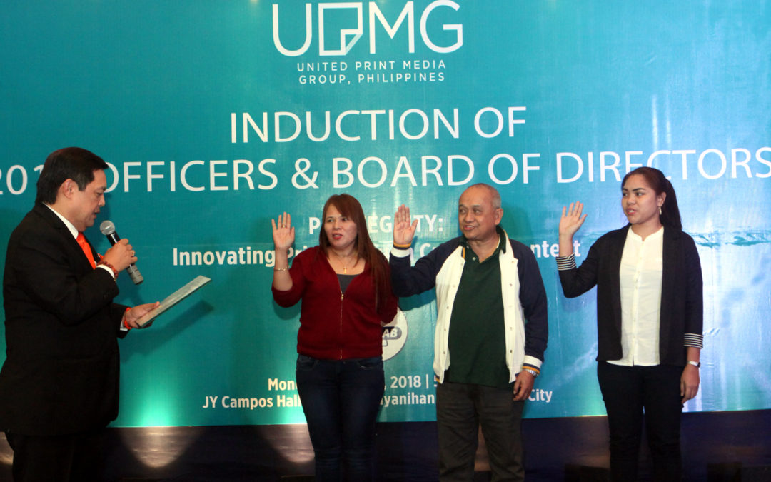 UPMG Welcomes New Member