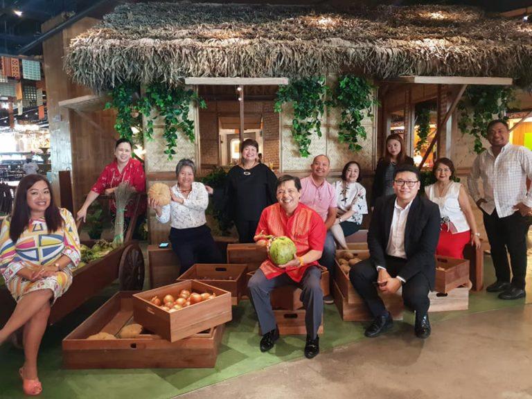 Board Conducts Meeting at Islas Pinas