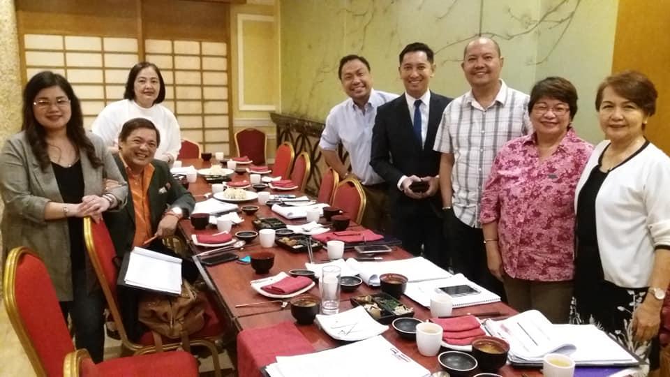 RWM Hosts 11th Board Meeting