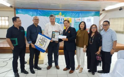 Pilipino Star Ngayon and The Freeman hosts UPMG's 1st GMM