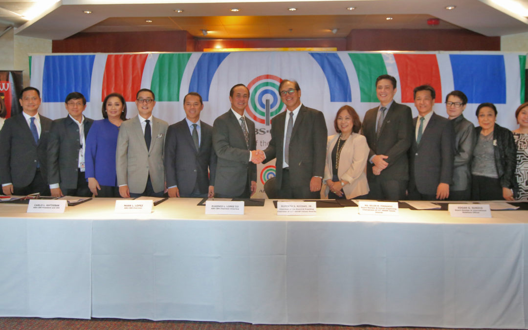 ABS-CBN partners anew with Advertising Foundation for ARAW Values Awards 2019