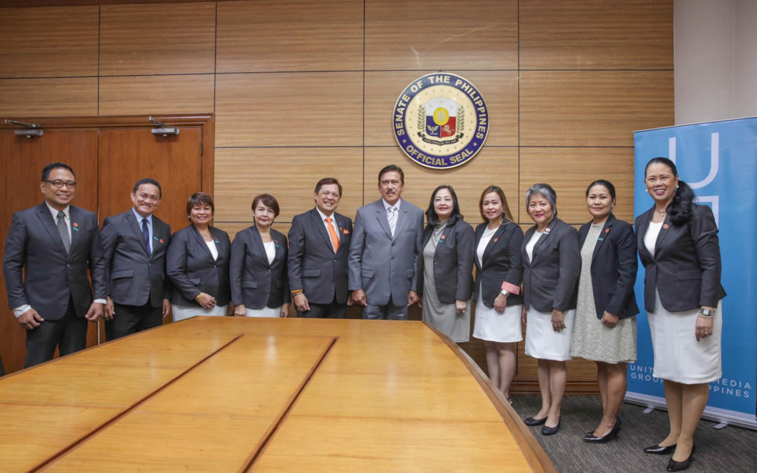 UPMG Philippines inducts 2020-2022 Officers and Board of Directors